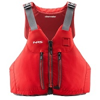 NRS Clearwater Touring Kayaking Buoyancy Aid