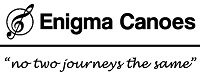 Enigma Canoes are UK made and stocked at Norfolk Canoes