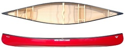 Lightweight open canoe options from Norfolk Canoes