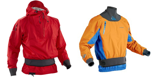 Jackets and Cags for Sale | Clothing for canoe and kayak