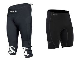 Wetsuits and other Neoprene clothing for sale