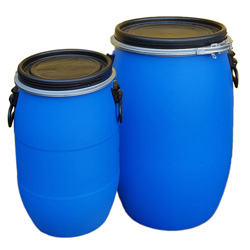 Open Canoe Storage Barrels from Norfolk Canoes