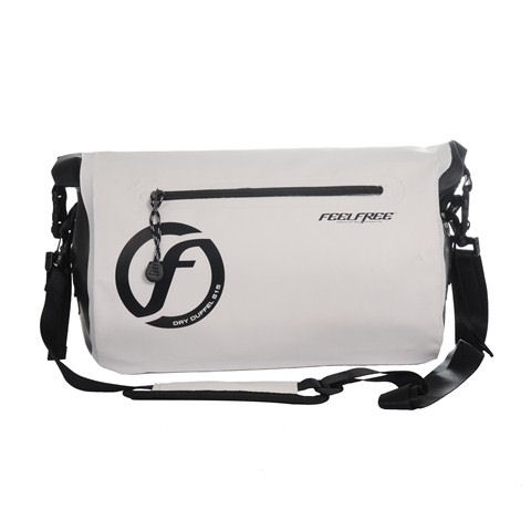 ba0040ba34 Feelfree Dry Duffel in White