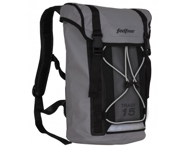The Feelfree Track Bag in Grey On Sale at Norfolk Canoes e9aad53ed4ccf