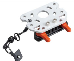 Feelfree Uni-Track Mounting Plate For Rod Holders & Accessories