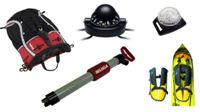 Equipment For Touring Kayaking Deck Bags Dry Bags Trolleys Paddles Spray Decks