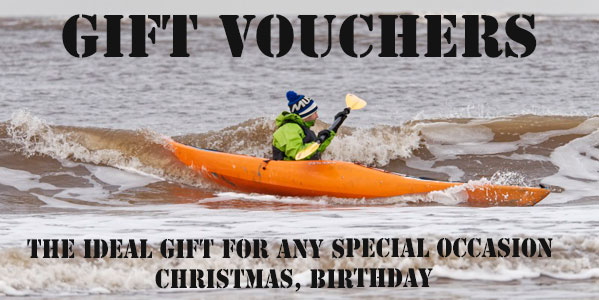 Gift Vouchers Are The Perfect Gift For All Paddler Canoe And Kayak Vouchers From Norfolk Canoes