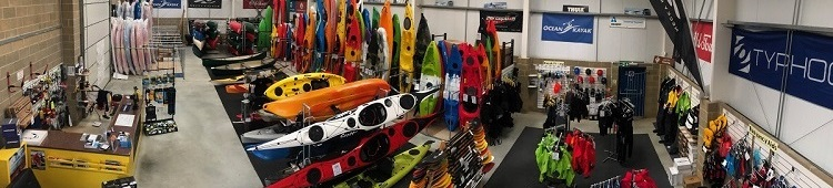 Norfolk Canoes Shop