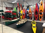 Norfolk Canoes Shop - Canoes and Touring Kayaks