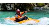 White Water Kayaking equipment for sale at Norfolk Canoes