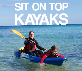 Sit On Top Kayaks To Buy in Norwich at Norfolk Canoes