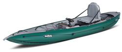 Gumotex Halibut inflatable kayak