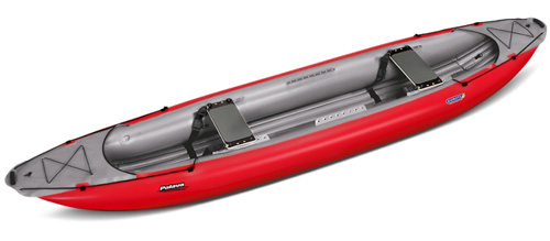 Best Selling Gumotex Palava Inflatable Canoe