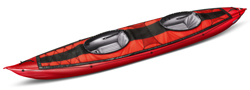 Gumotex Seawave 2 person inflatable kayak for sale