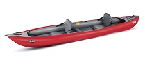 New Gumotex Thaya Inflatable Kayak With Drop-Stitch Technology
