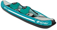 Inflatable Sevylor Madison Premium inflatable canoe