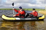 Sevylor inflatable kayaks and canoes for sale