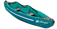 Sevylor Waterton our cheapest inflatable canoe