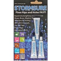 Stormsure repair glue for inflatable canoes and kayaks