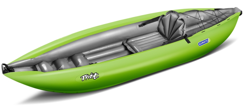 Gumotex Twist 1 | Inflatable Sit On Top Kayak from Norfolk