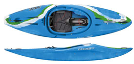 Dagger Axiom whitewater kayak for sale