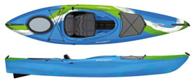 Dagger Axis 10.5 Touring kayak for sale