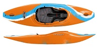 Dagger GT range of kayaks are ideal for kid