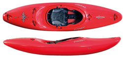 Dagger Nomad Creek Kayak The Perfect Whitewater Kayak Red