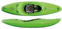 Dagger Nomad river running creek kayak for sale