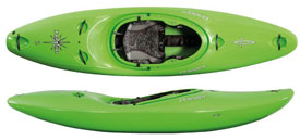 Dagger Nomad Big Volume Creek Kayak For Sale