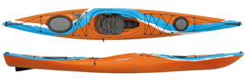 Dagger Stratos 14.5 touring and sea kayak for sale