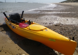Hobie Mirage Drive sit on tops from Norfolk Canoes