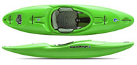 The LiquidLogic Remix whitewater kayak for sale
