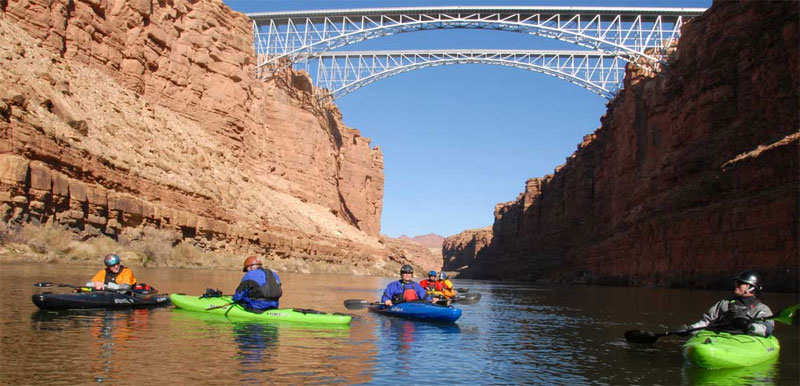 Crossover Kayaks are Perfect For White Water Or Some flat water Touring
