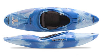 Liquidlogic Delta V 88 Creek Kayak for sale
