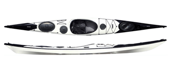 Norse Idun Cheap Affordable Composite Sea Kayaks For Sale At Norfolk Canoes