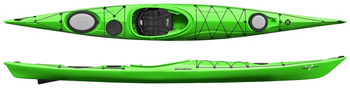 Perception Essence Expedition Kayak