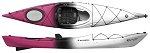 Roxie Magenta colour Perception Expression 11 sit on touring kayak for sale