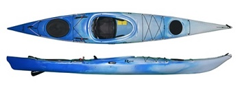 Riot Edge 15 Cheap Quality Comfortable High Perfomrance Touring Kayak
