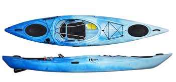 Riot Enduro 12 stable touring kayak