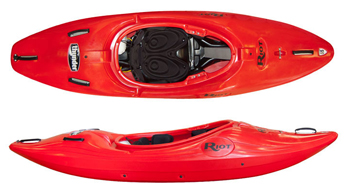 Riot Thunder Whitewater kayak for sale