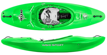 Wave Sport Recon white water creek kayak for sale