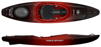 Crossover and kayaks for General Purpose and white water paddling for sale