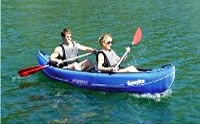 Inflatable Canoe & Kayak Paddles For Sale from Norfolk Canoes near Cambridgeshire