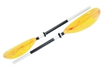 The Distance 2 piece is a great paddle for use with the Gumotex Thaya inflatable canoe