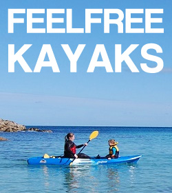Feelfree Sit On Top Kayak Range Norfolk Canoes