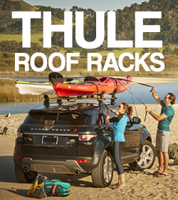 Thule Roofracks, Bike Carriers and Kayak Racks At Norfolk Canoes