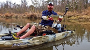 Feelfree lure fishing sit on top kayaks for Freshwater kayak fishing