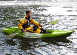1 person solo sit on top kayaks for sale