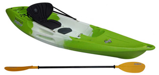 Feelfree Nomad Sport Sit On Top Kayak Cheap Packages Including Seats & Paddles For Sale At Norfolk Canoes